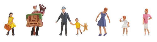 Faller 155341 - Carnival figures