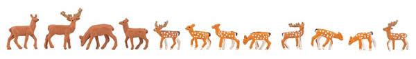 Faller 155905 - Fallow deer, red deer
