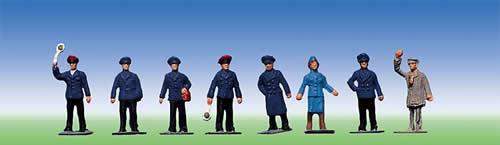 Faller 158031 - Railway personnel