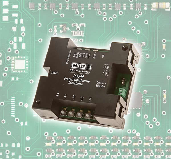 Faller 161349 - Processor-controlled charging unit