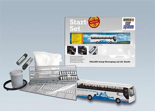 Faller 161403 - car system Start-Set battery