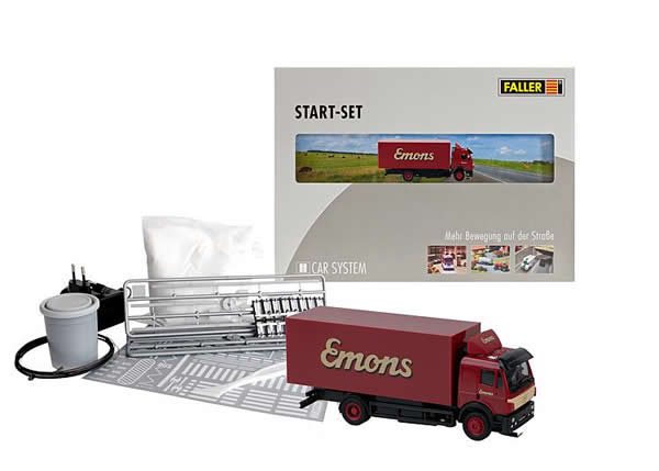 Faller 161487 - Car System Start-Set MB SK Lorry Emons