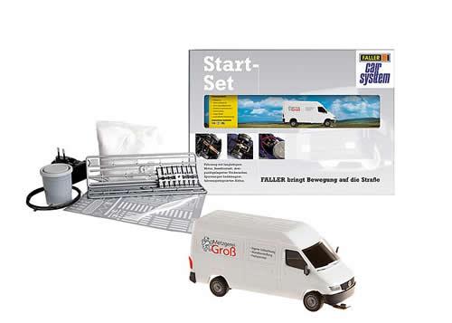 Faller 161504 - Car System Start-Set MB Sprinter