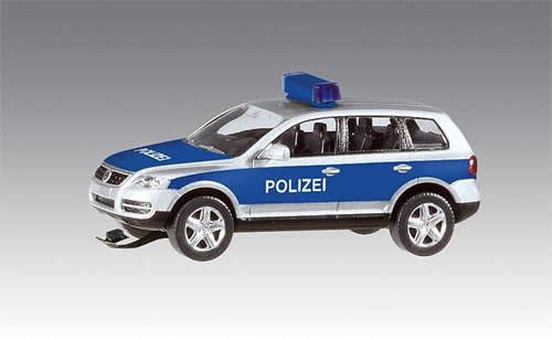 Faller 161543 - VW Touareg Police (WIKING)