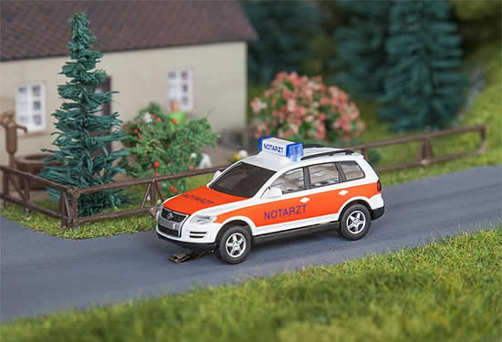 Faller 161559 - VW Touareg Emergency doctor (WIKING)