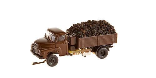 Faller 161566 - MAN 635 Coal Merchant (BREKINA)