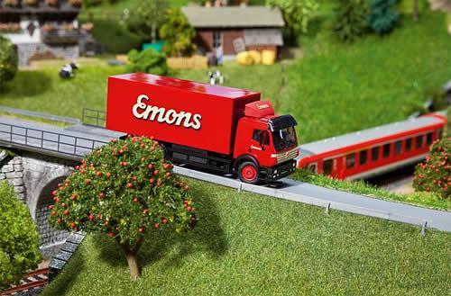 Faller 161584 - Lorry MB SK Emons (HERPA)