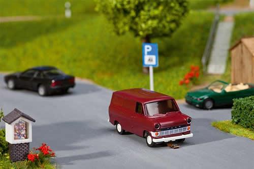 Faller 161587 - Ford Transit (BREKINA)