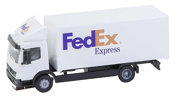 Faller 161592 - Lorry MB Atego 04 FedEx (HERPA)