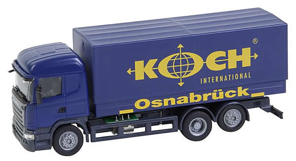 Faller 161595 - Lorry Scania R 13 HL Koch (HERPA)