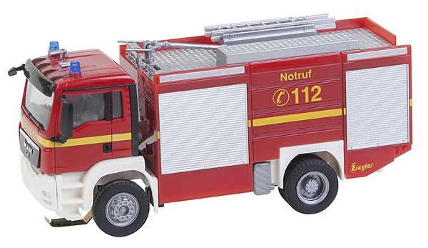 Faller 161599 - MAN TGS TLF Fire brigade (HERPA)