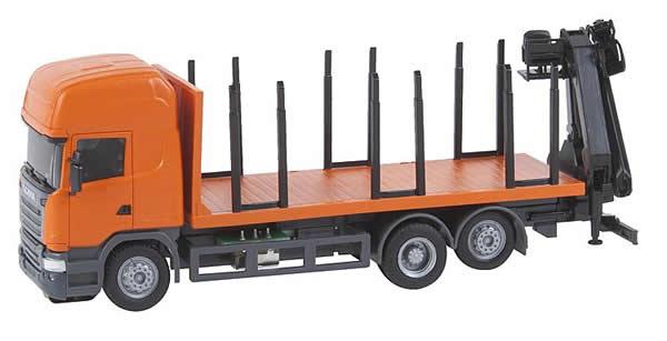 Faller 161634 - Scania R 13 Short stock truck (HERPA)