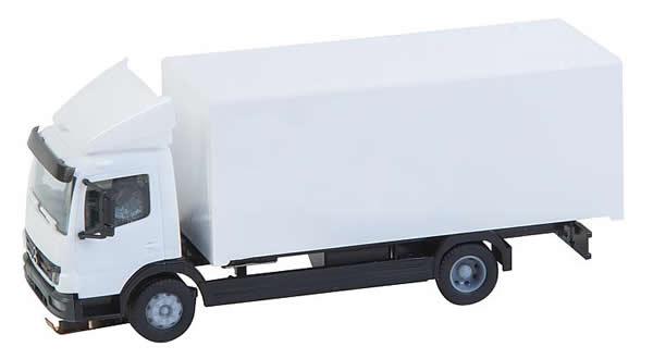 Faller 161642 - Truck MB Atego, white (HERPA)