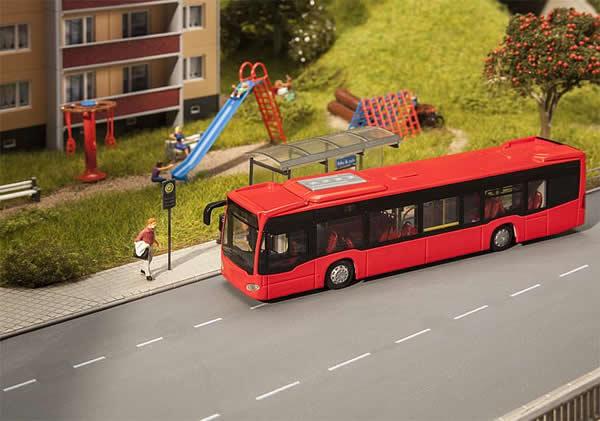 Faller 161667 - Car System Bus stop set