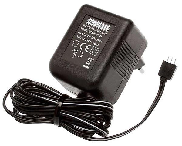 Faller 161690 - Storage battery charger (230 V)