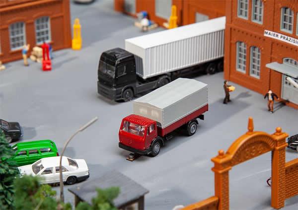 Faller 162033 - Lorry MB SK (WIKING)