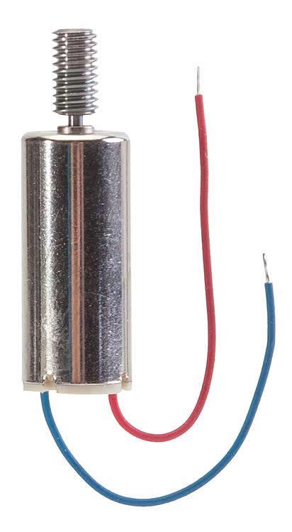 Faller 163305 - Motor, Ø 7 mm, module 0.16