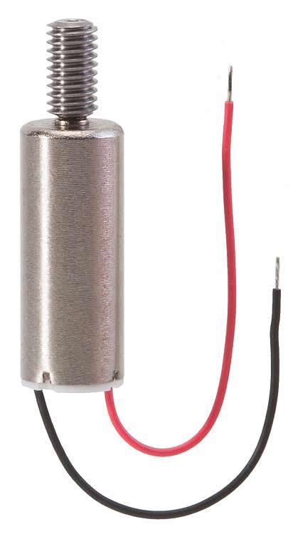 Faller 163307 - Motor, Ø 6 mm long, module 0.16
