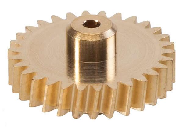 Faller 163551 - Worm gear, module 0.3 Z30