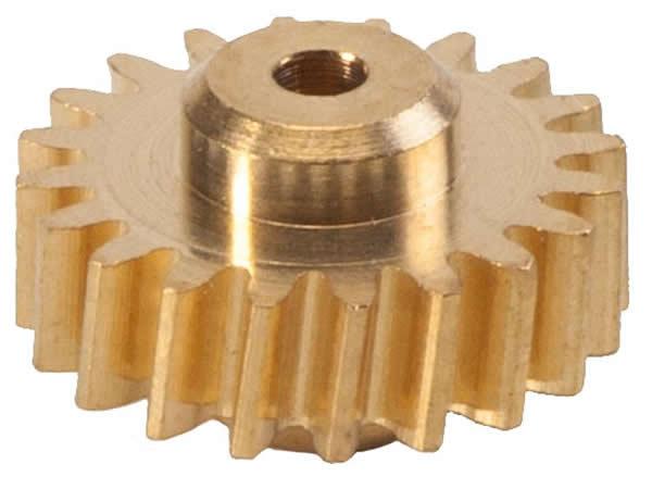 Faller 163553 - Worm gear, module 0.3 Z20