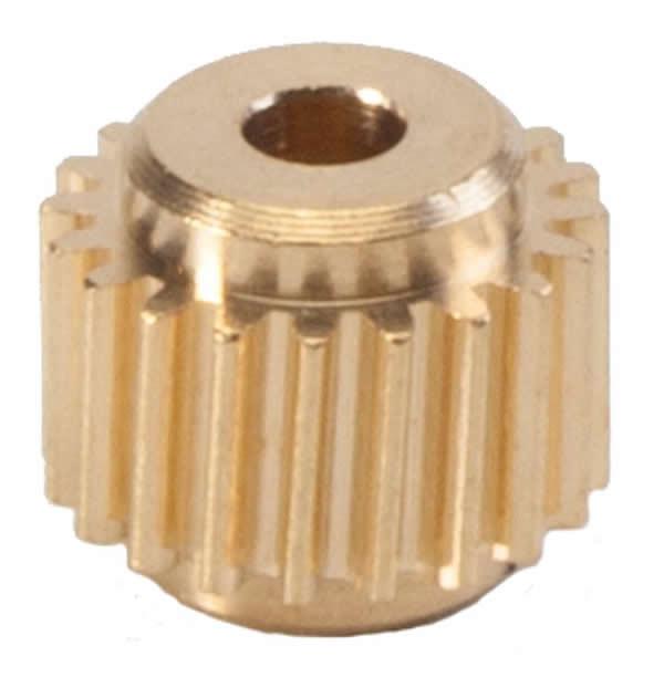 Faller 163554 - Worm gear, module 0.16 Z20