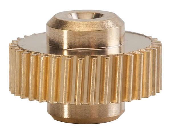 Faller 163555 - Worm gear, module 0.16 Z35
