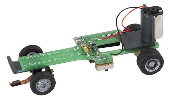 Faller 163703 - Car System Chassis kit Bus, Lorry
