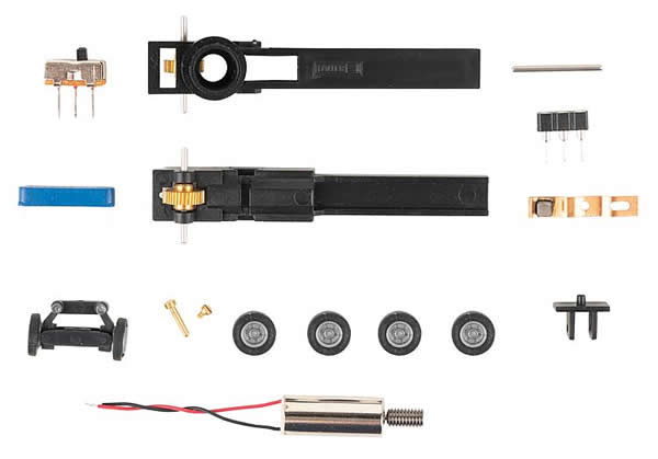 Faller 163710 - Car System Chassis kit N-Bus, N-Lorry