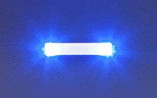 Faller 163765 - Flashing lights, 20.2 mm, blue