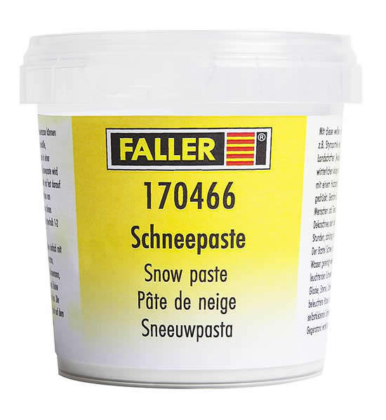 Faller 170466 - Snow paste, 150 ml
