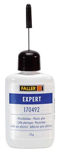 Faller 170492 - EXPERT, Plastic glue, 25 g