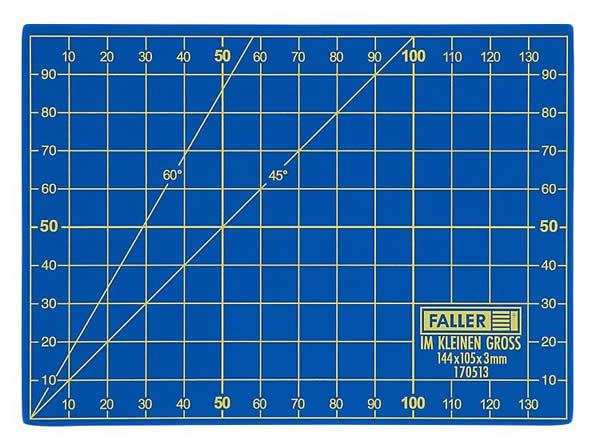 Faller 170513 - A6 Cutting mat