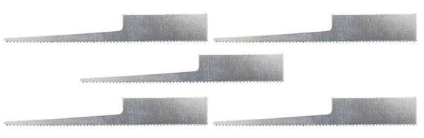 Faller 170544 - 5 Spare blades, saw, fine