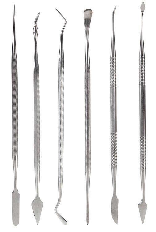 Faller 170545 - 6 Shaping spatulas