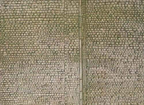 Faller 170601 - Wall card, Cobblestone