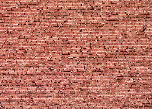 Faller 170607 - Wall card, Clinker brick