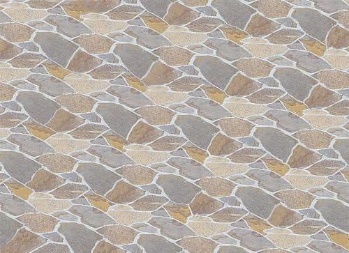 Faller 170627 - Wall card, Natural stone