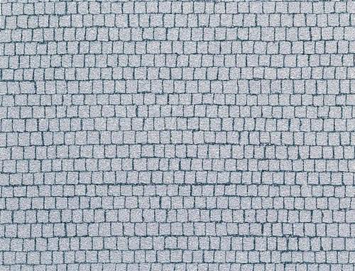 Faller 170646 - Cobblestone pavement square