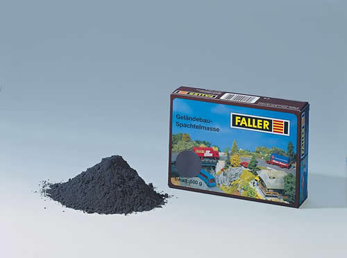 Faller 170654 - Knifing filler for terrain construction, 500 g