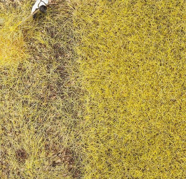 Faller 170776 - PREMIUM Ground cover fibres, Straw, 6 mm, 30 g