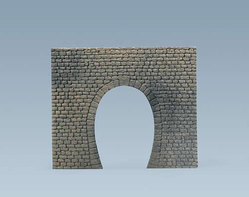 Faller 170830 - Decorative sheet tunnel portal, Natural cut stone