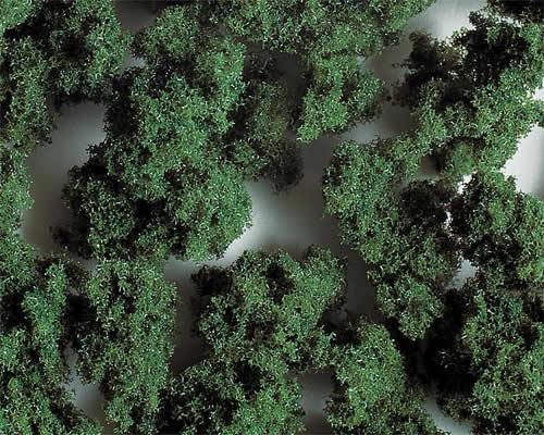 Faller 171556 - PREMIUM terrain flocks, coarse, intermediate-green, 290 ml