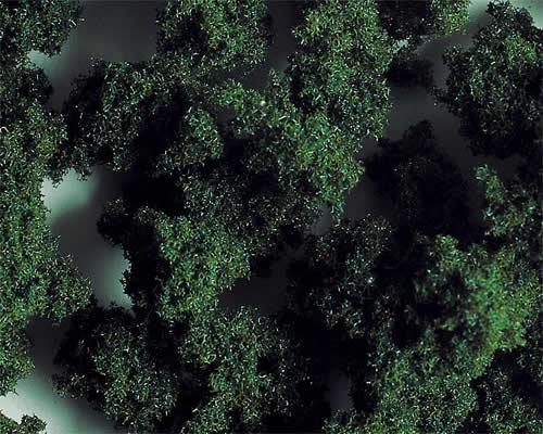 Faller 171557 - PREMIUM terrain flocks, coarse, dark-green, 290 ml