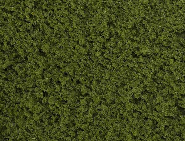 Faller 171563 - PREMIUM Terrain flocks, coarse, medium green, tinged
