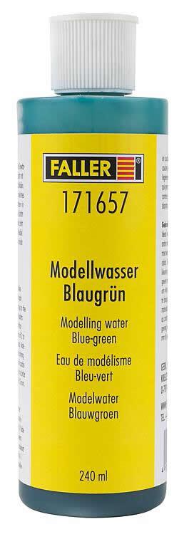 Faller 171657 - Modelling water, blue-green