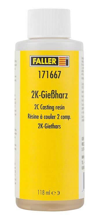Faller 171667 - 2C Casting resin