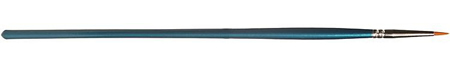 Faller 172140 - Round brush, synthetic, size 0/3
