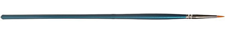 Faller 172141 - Round brush, synthetic, size 0/2