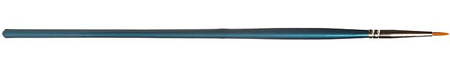 Faller 172142 - Round brush, synthetic, size 0