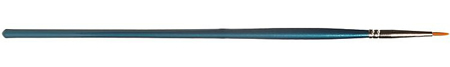 Faller 172143 - Round brush, synthetic, size 1